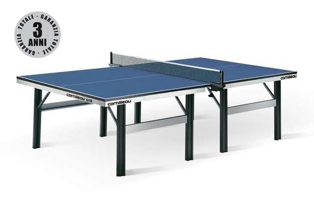 Tennis tavolo ping pong da interno cornilleau competition 610 ittf indoor ebay - Costo tavolo da ping pong ...
