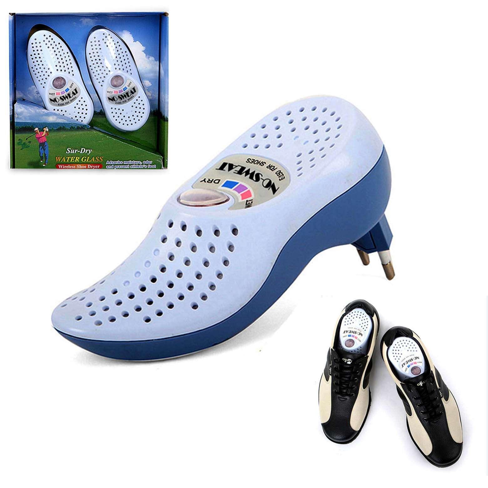 New Portable Silica Gel Absorbent Wet Shoe Dryer Shoe
