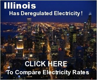 Compare Commercial Electricity Rates in Illinois