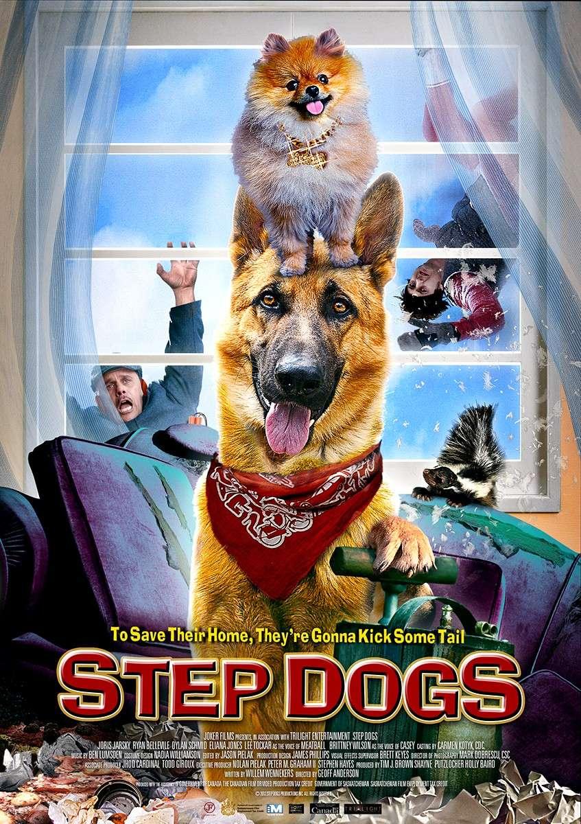 Step Dogs - 2013 DVDRip x264 - Türkçe Altyazılı Tek Link indir