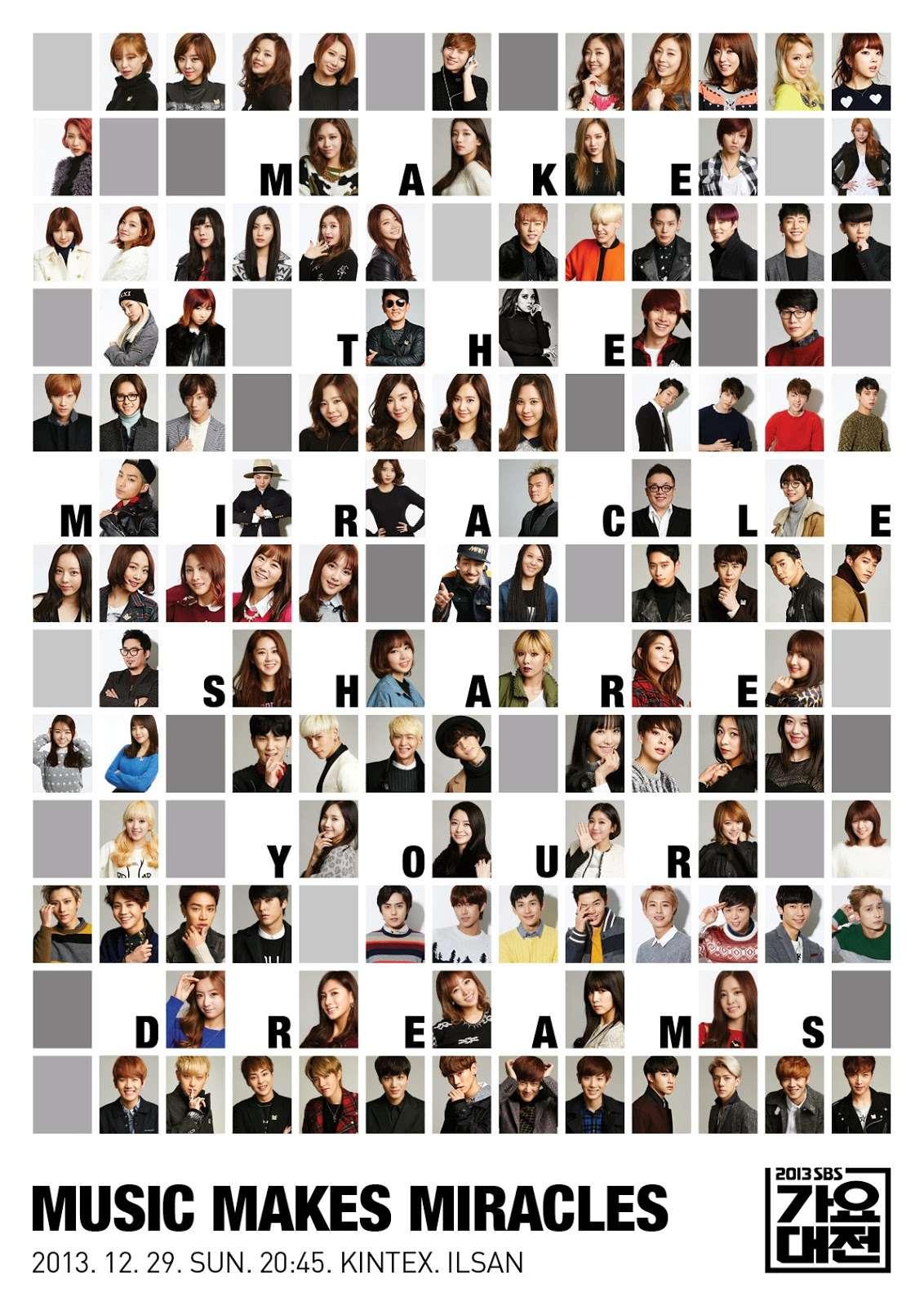 [Show] 2013 SBS Gayo Daejun 131229 [HD 720p]